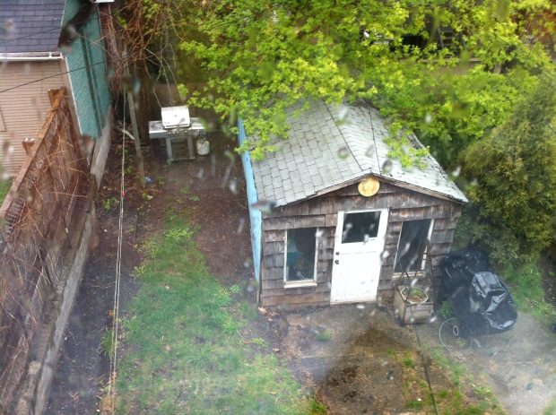 The Loveshack From Above
