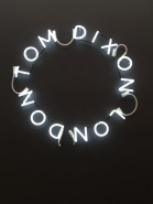 And some Tom Dixon neon