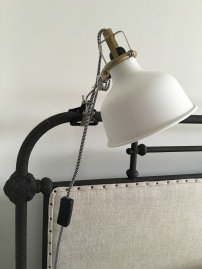 Clamp lamp close up!