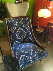 Brand new upholstery and stuffing and there's 3 of em available $1200 for the pair
