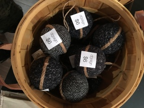 Tweed balls? $6 ea