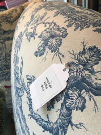 Chinoiserie chairs $650 ea (we don't get how they are still here either)