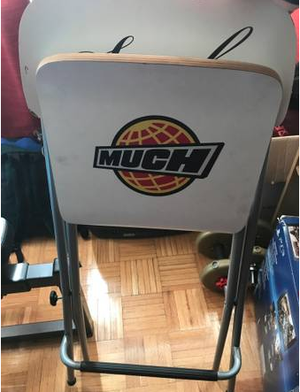 Much Music Sarah Bar Stool $50