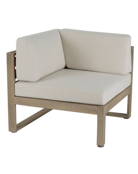 Canvas Kelowna Corner Arm Chair CanadianTire.ca
