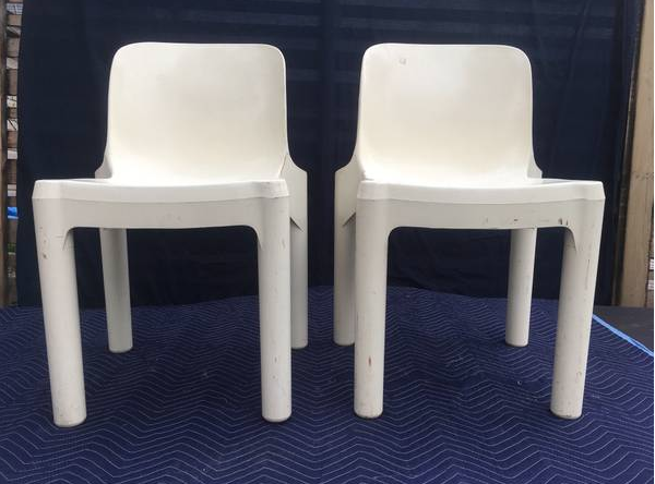 Mono chair pair for $95 #craigslistfinds #bfdtoronto